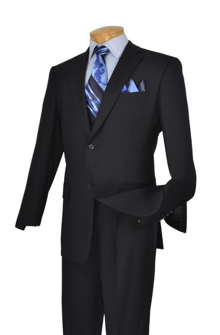 Big And Tall Suit Plus Size Mens Suits For Big Guys Navy Blue