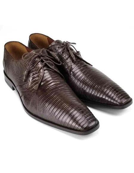 Mens Los Altos Boots Brown Shoes