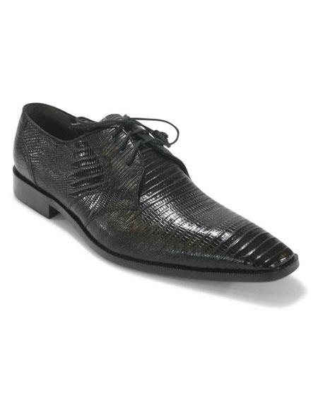 Mens Los Altos Boots Black Shoes