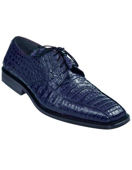 Mens Los Altos Boots Blue Shoes