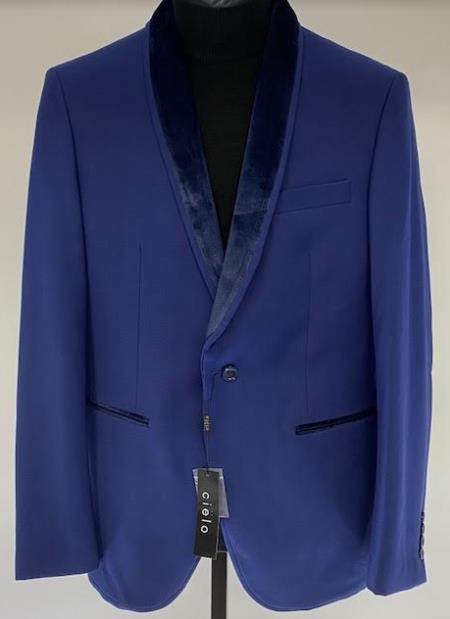Mens Dinner Jacket - Tuxedo Jacket