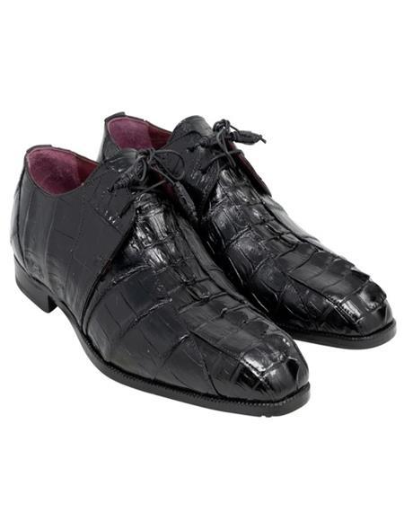 Mauri Hornback Shoes Black