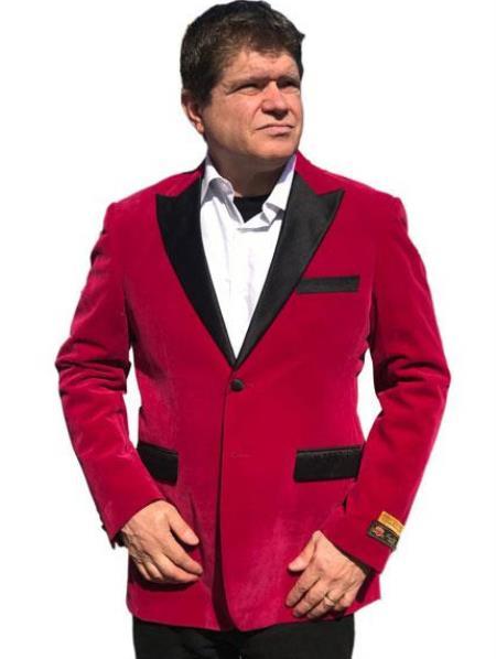 Hot Pink Tuxedo - Prom Pink Tuxedo - Rose Pink Tuxedo - Pink and Black Tuxedo (Bowtie Included)