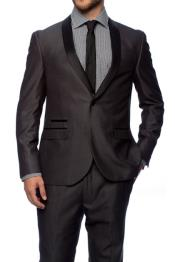 Dark Grey Masculine color 1