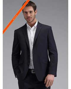 Navy Tonic Slim narrow Style