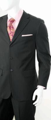 KA5387 2 Piece Classic Big And Tall Mens Suits
