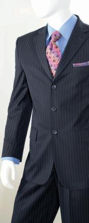 KA5187 2 Piece Classic Big And Tall Mens Suits