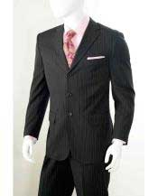 Three button Notch Lapel 2