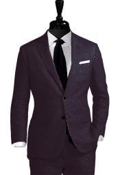 JSM-4569 Alberto Nardoni Best Mens Italian Suits Brands Linen