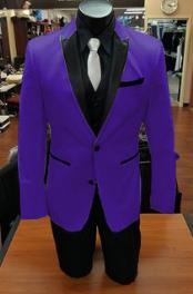 Stage Alberto Nardoni Best Mens Italian Purple Suits Brands