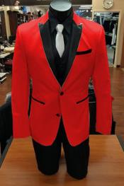 Stage Alberto Nardoni Best Mens Italian Red Suits Brands