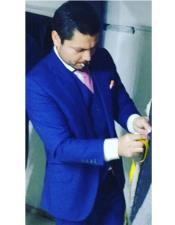 GD1265 Mens Alberto Nardoni Best Mens Italian Suits Brands