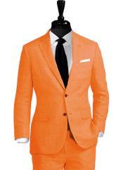 JSM-4595 Alberto Nardoni Best Mens Italian Suits Brands Notch