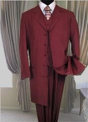 BLJ324 6498 Burgundy ~ Maroon ~ Wine Color FASHION