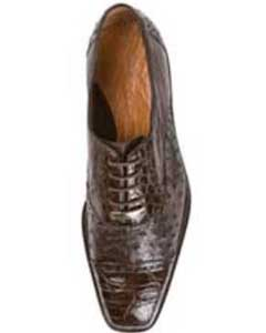 Brown Dress Shoe Belvedere attire brand