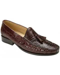 "PN86 Belvedere attire brand ""Bari"" brown color shade Genuine"
