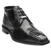 SS-875 Belvedere attire brand Napoli Crocodile &amp Lizard Boots