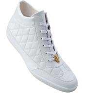 MK361 Belvedere attire brand Alessio Quilted Calfskin & Crocodile