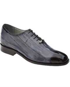 AC28Z Belvedere attire brand Stella Eel Lace Up Shoes