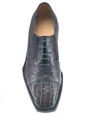 Belvedere attire brand Onesto Grey