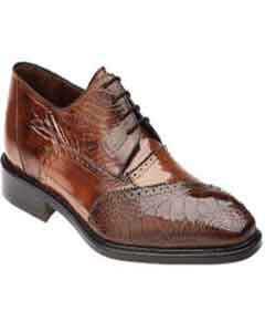 MK415 Belvedere attire brand Nino Eel & Ostrich Shoes