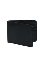 ELK9911 Wallet ~ billetera ~ CARTERAS Liquid Jet Black