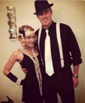 1920s Costumes Include Gangster Hat