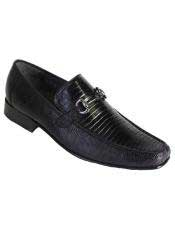 JSM-3273 Mens Los Altos Stylish Genuine Teju Lizard Skin