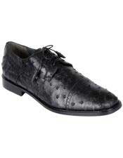 Mens Oxfords Style Black