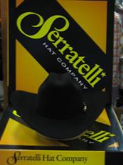 Liquid Jet Black Serratelli
