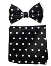 Product#CH1712mensBlack/WhitePolyesterSatindualcolors