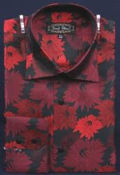 Fancy Polyester Dress Fashion Shirt