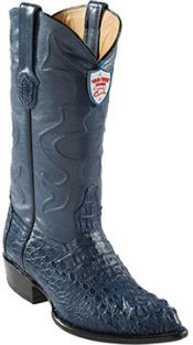 Product#DY8450WildWestBlueJeanJ-Toecai~Alligator