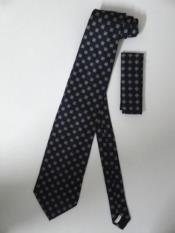 Neck Tie W/ Hanky