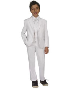 AC-980 Kids Boys Five Piece Suits For Teenagers With