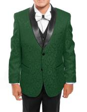 GD1114 Kids ~ Children ~ Boys ~ Toddler Tuxedo
