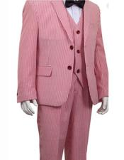 Cheap priced mens Seersucker Suit