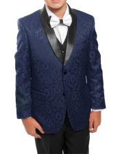 GD1115 Kids ~ Children ~ Boys ~ Toddler Tuxedo