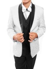 GD1118 Kids ~ Children ~ Boys ~ Toddler Tuxedo