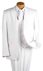Kids Boys White 5 Piece