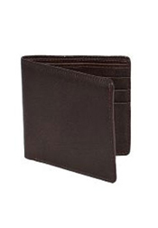 BGE6363 Wallet ~ billetera ~ CARTERAS brown color shade
