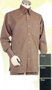 SK724 brown color shade Long Sleeve 2pc Set including