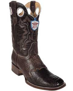 VE5589 Wild West brown color shade Ostrich Leg Wild