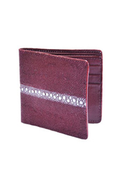BYU4773 Wallet ~ billetera ~ CARTERAS Burgundy ~ Maroon