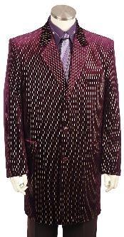 LX8110 Stylish Velvet Suit For sale ~ Pachuco Mens