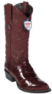 Wild West Burgundy ~ Maroon