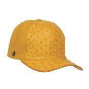 Baseball Buttercup Genuine Ostrich Cap