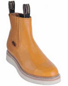 KA1116 Authentic Los altos Short Work Boot Buttercup