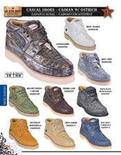JNG43 High Top Exotic Skin Sneakers for Authentic Los
