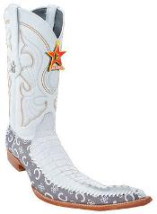 KA5574 Western Cowboy Boots Authentic Los altos Handmade Genuine
